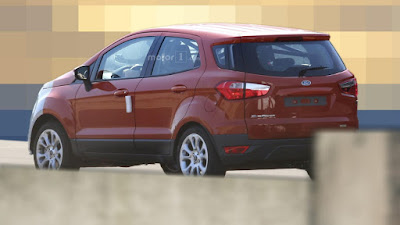 Ford EcoSport 2018 Redesign, Review, Specification, Price