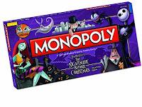 Monopoly Pesadilla antes de navidad