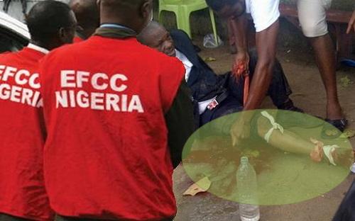 efcc investigator shot hired killers port harcourt
