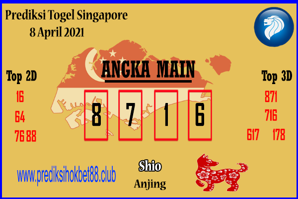 Bocoran Jitu SGP 8 April 2021