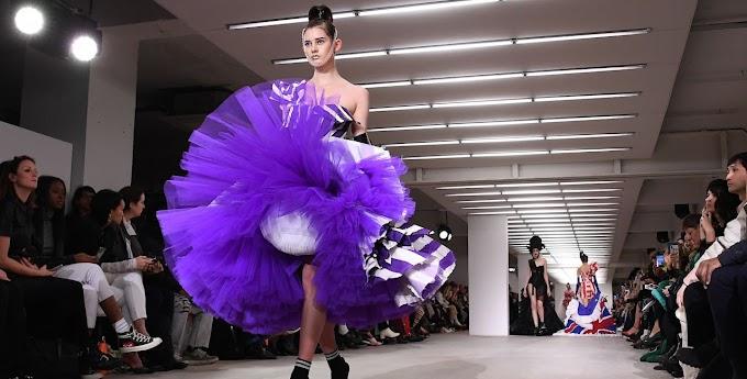 Διαδικτυακά η  Εβδομάδα Μόδας του Λονδίνου