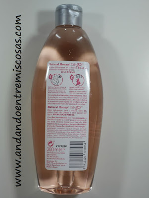 Aceite Hidratante Oli&Go De Natural Honey