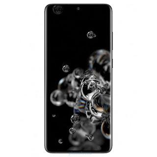 بطاقة فنية لهاتف Samsung Galaxy S20 Ultra 5G