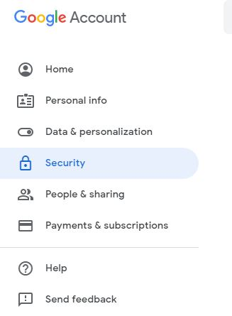 How to change your Gmail password In easy steps - 2019