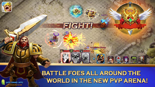 Download Clash of Lords APK Full Version