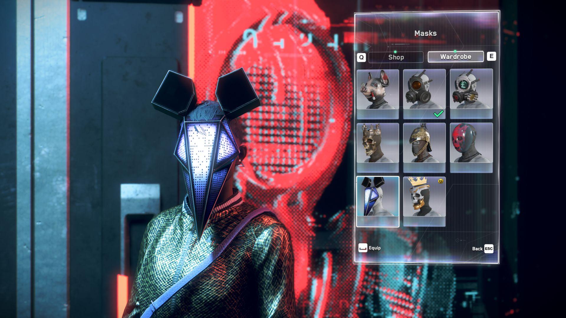Default from Watch Dogs screenshot