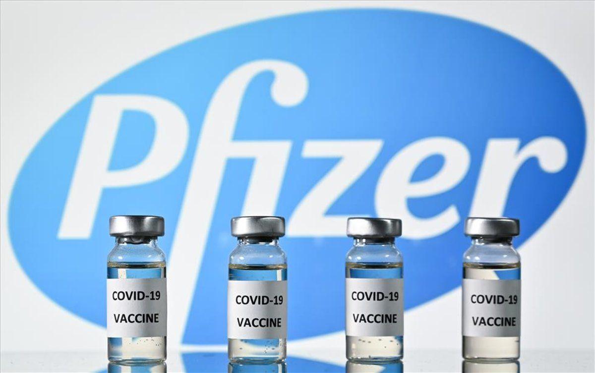 Italia denuncia una nueva demora de Pfizer en la entrega de vacunas contra el coronavirus