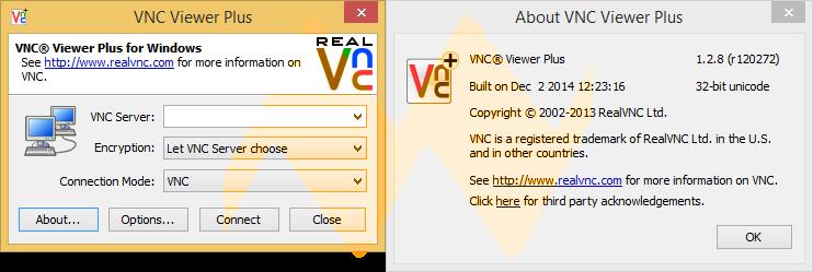VNC Viewer Plus 1.2.8