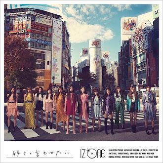 [Lirik+Terjemahan] IZ*ONE - Suki to Iwasetai (Kuingin Kau Mengatakan Cinta)