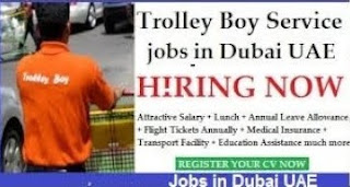 Trolley Workers Jobs Recruitment in Dubai For Reputed Supermarket in Dubai