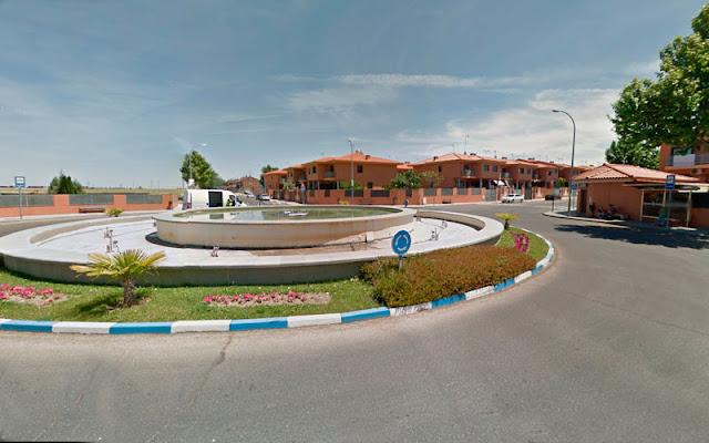 imagen parcial de la localidad de Seseña