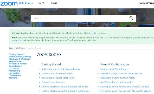 Cara Buat Room Meeting di Zoom