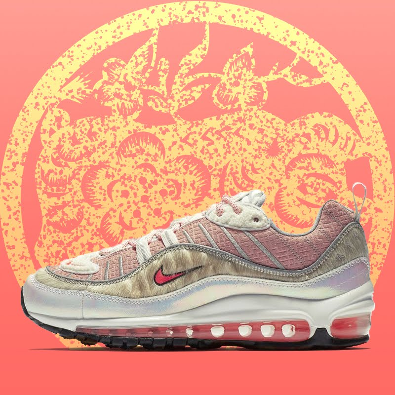 Nike Wmns Air Max 98 CNY - Chinese New Year (BV6653-616) USD 270 Pre Order  Now Order link  ... 5bfddbcf4
