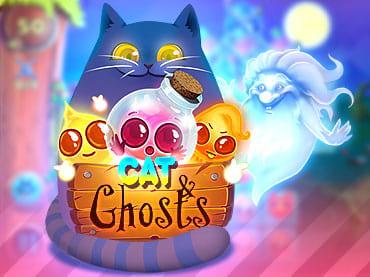 تحميل لعبة القط والشبح Cat and Ghosts
