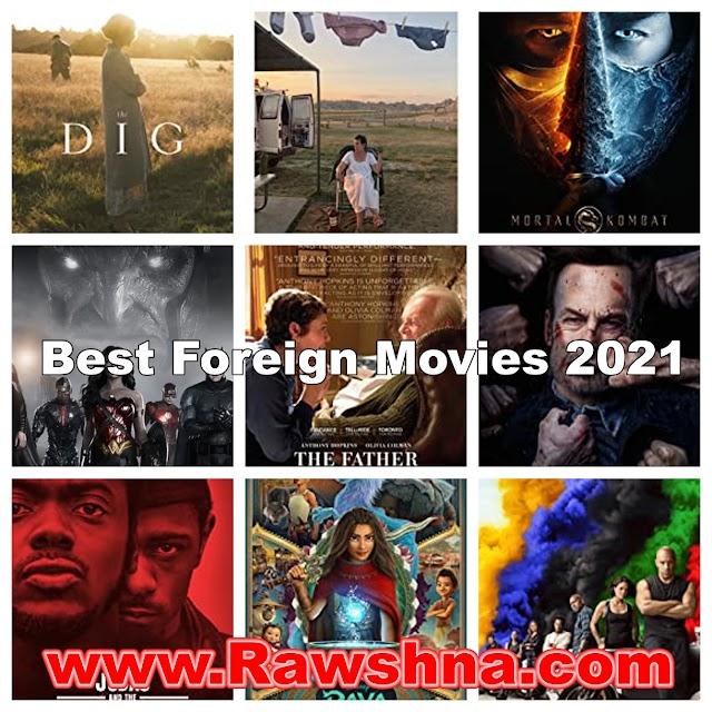 افضل افلام اجنبية 2021 على الإطلاق