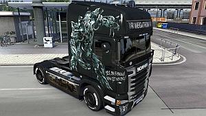 Scania R Megatron