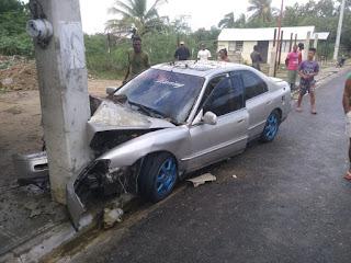 Montecristi: Muere ingeniero en accidente de tránsito.