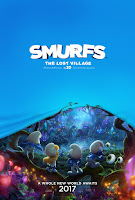 Smurfs: The Lost Village Movie Poster 1