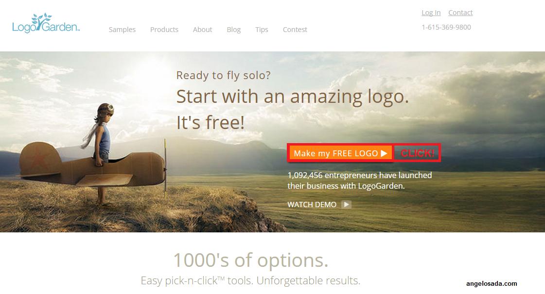 Crear un logo gratis en 5 minutos