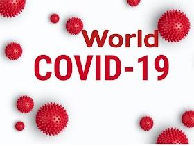 Kasus infeksi Covid di dunia masih terus Meningkat tiap hari, Berikut data Terakhirnya