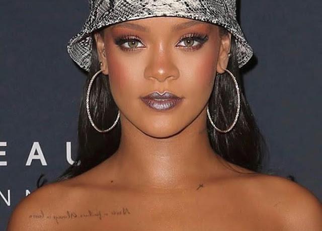 Australia was an absolute dream -Rihanna