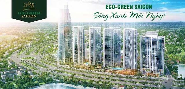 Eco Green Sài Gòn Quận 7 Tổng Quan Dự Án
