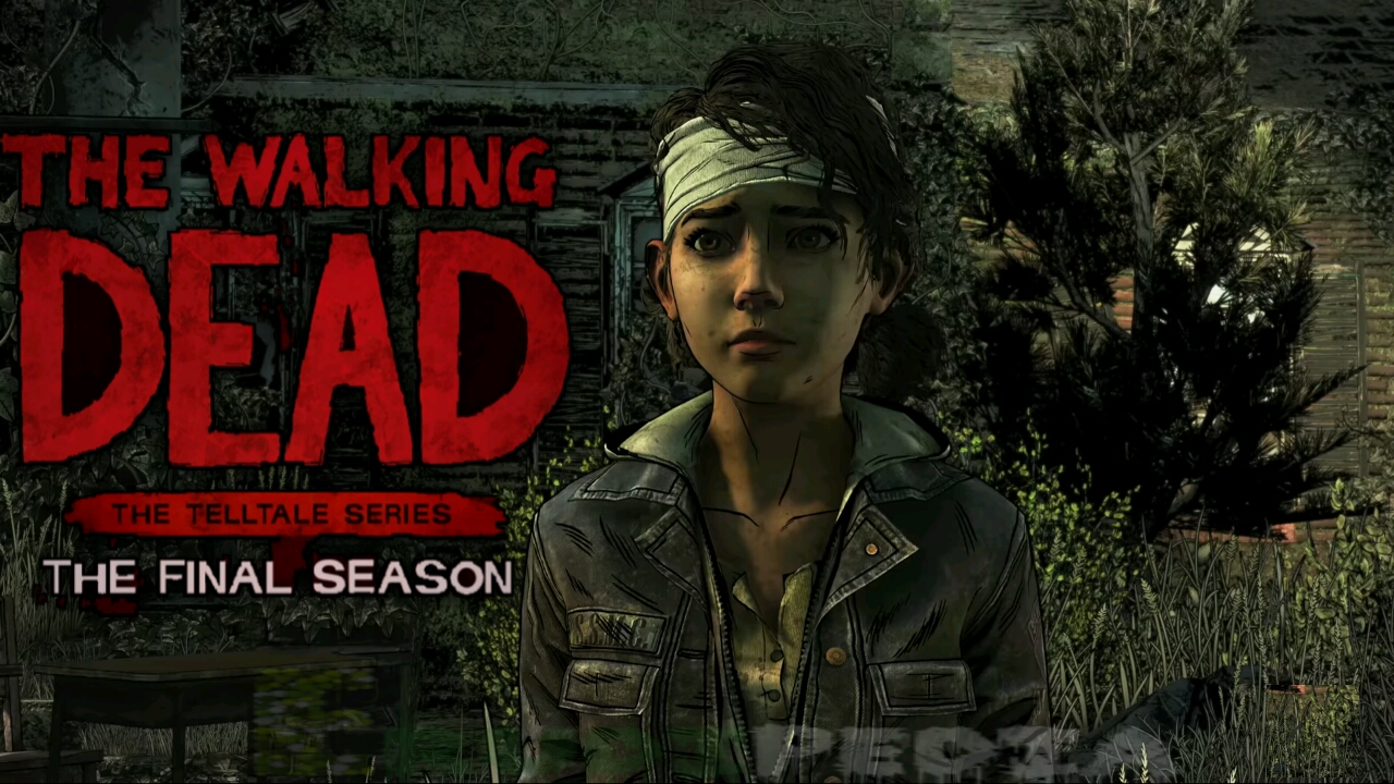 Skybound Shares news about the final season of telltale's The walking Dead and the release date