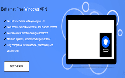 Betternet VPN For Windows 5.0.5 Premium Cr@ck