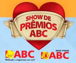Cadastrar Promoção Supermercados Postos ABC Show de Prêmios 2017