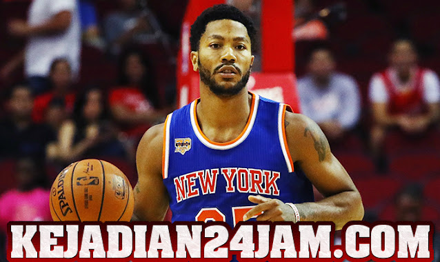 Klub NBA New York Knicks Segera Merekrut Derrick Rose