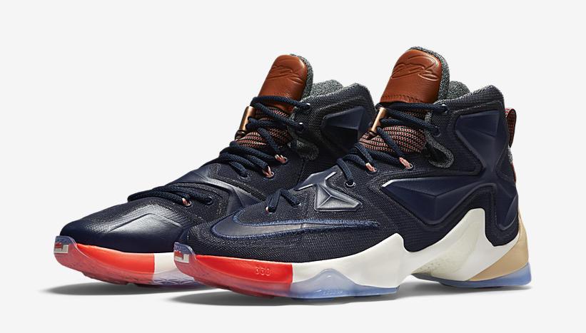 817625e20367 Nike LeBron 13 LMTD