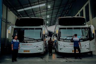 Bus Lampung Jakarta