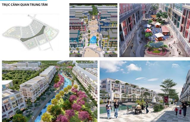Tiện ích vượt trội Meyhomes Capital Phú Quốc