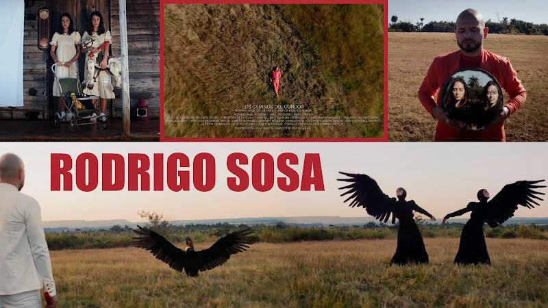 Rodrigo Sosa La Quenística  - ¨Los Caminos del Cóndor¨ - Videoclip - Directora: May Reguera. Portal Del Vídeo Clip Cubano. Música instrumental. CUBA.