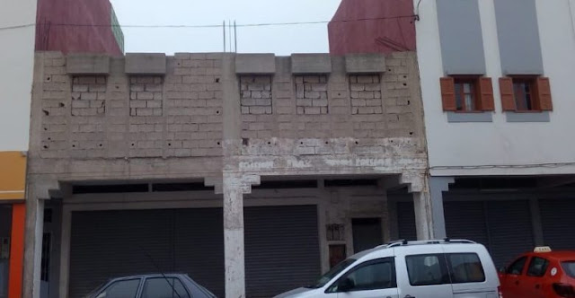 ورش هدم وإعادة بناء مقر العدالة والتنمية بأكادير..يتم توقيفه ويفتح بحث بشأنه.