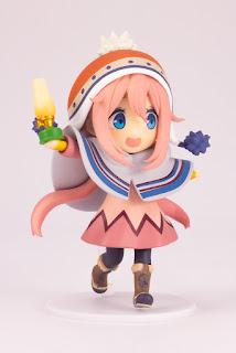 Kagamihara Nadeshiko [Season2 Ver.] Mini Figure de Yuru Camp, PLUM