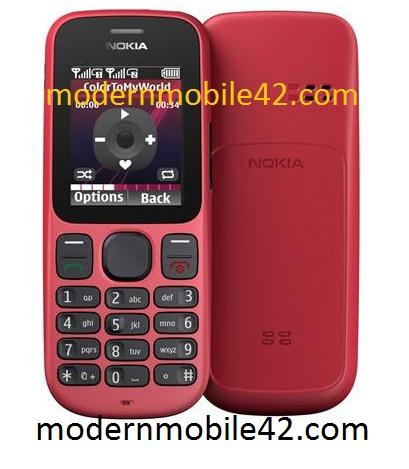 Nokia 101 Mtk 6223 Tested Flash File