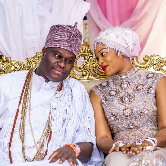 Why Ooni Of Ife Can Not See His Newborn Crown Prince Anytime Soon