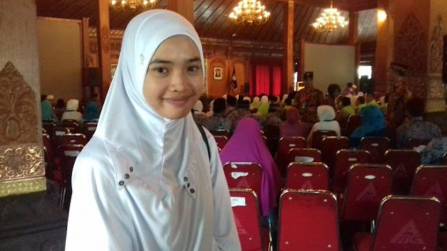 Calon Haji Termuda Di Solo Ini Enggan Untuk Dipanggil Hajah Setelah Pulang Ke Tanah Air Nanti