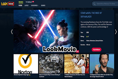LookMovie - Free Movie Streaming Sites No Sign Up