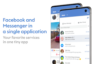 Maki Plus: Facebook and Messenger Mod Apk v4.6.1 [Paid]