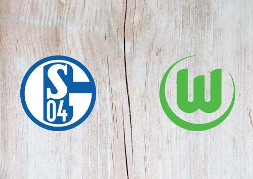 Schalke 04 vs Wolfsburg -Highlights 20 June 2020
