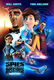 nonton streaming Spies in Disguise 2019 sub indo