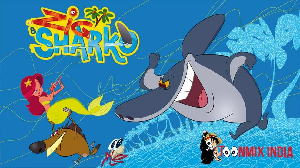 Zig and Sharko Season 01 All Hindi Episodes Download