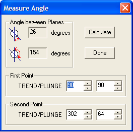 Catalog Measure Angle DIPS