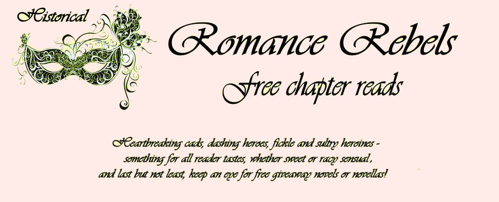 Romance Rebels - Free Chapters-Historical Romance