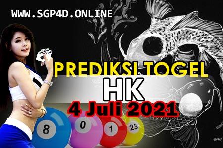 Prediksi Togel HK 4 Juli 2021