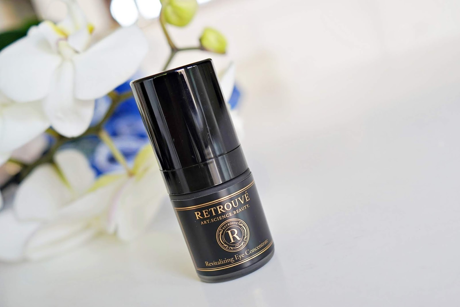 Retrouve Revitalizing Eye Concentrate review