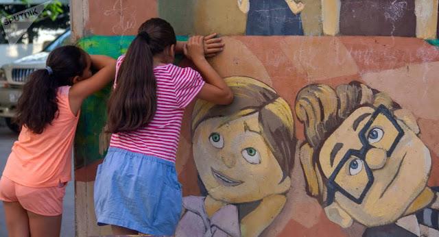 Armenia aprueba proteger a los niños del abuso sexual