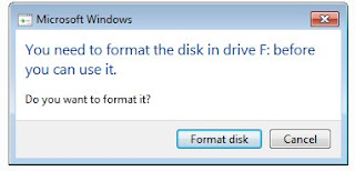 drive error